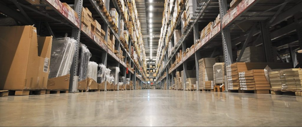 Warehousing & Distribution services
